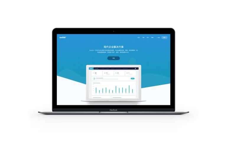 OneLink Plus  Portfolio OneLinkPlus laptop 768x480