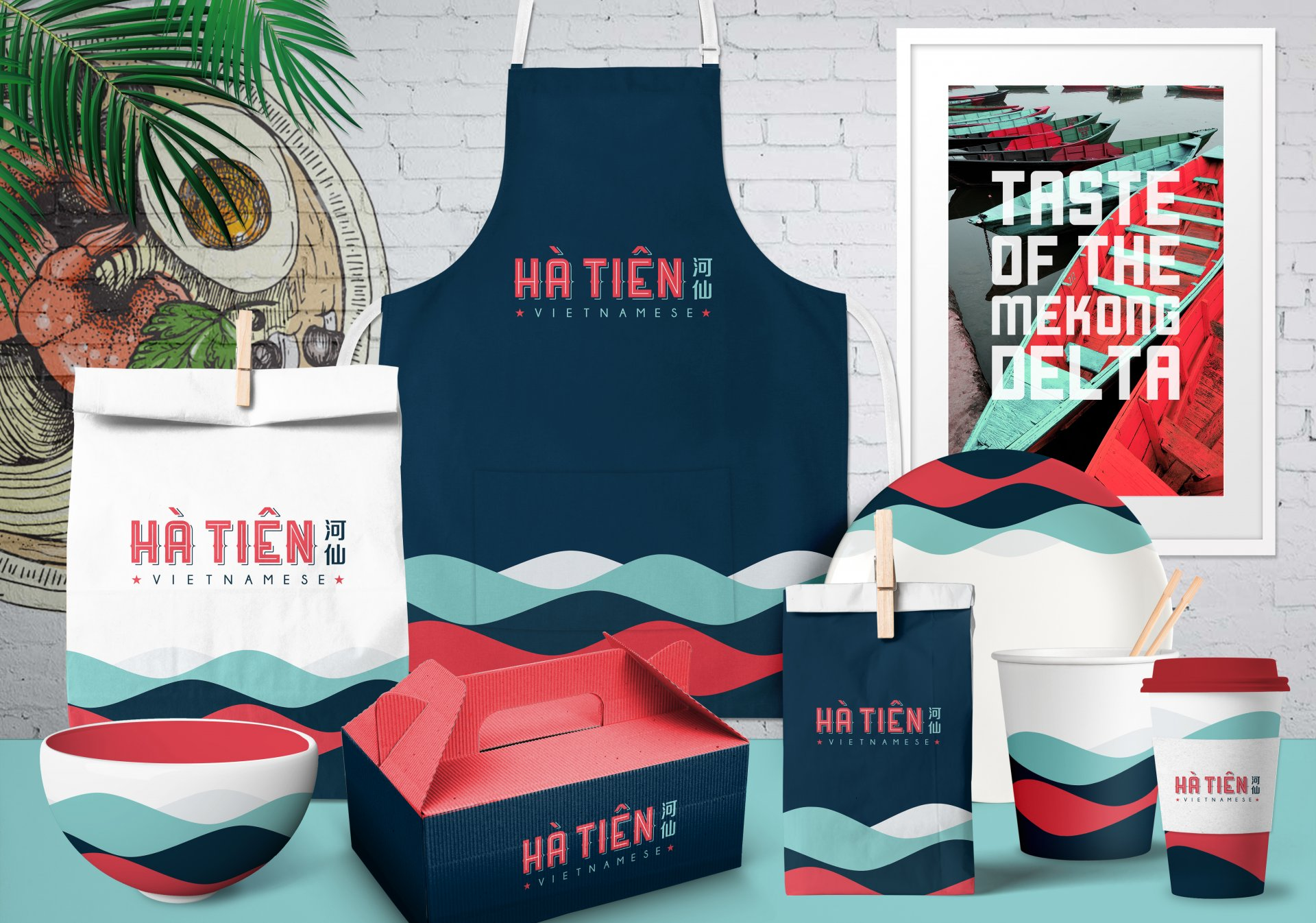 Hatien Restaurant Kerndesign