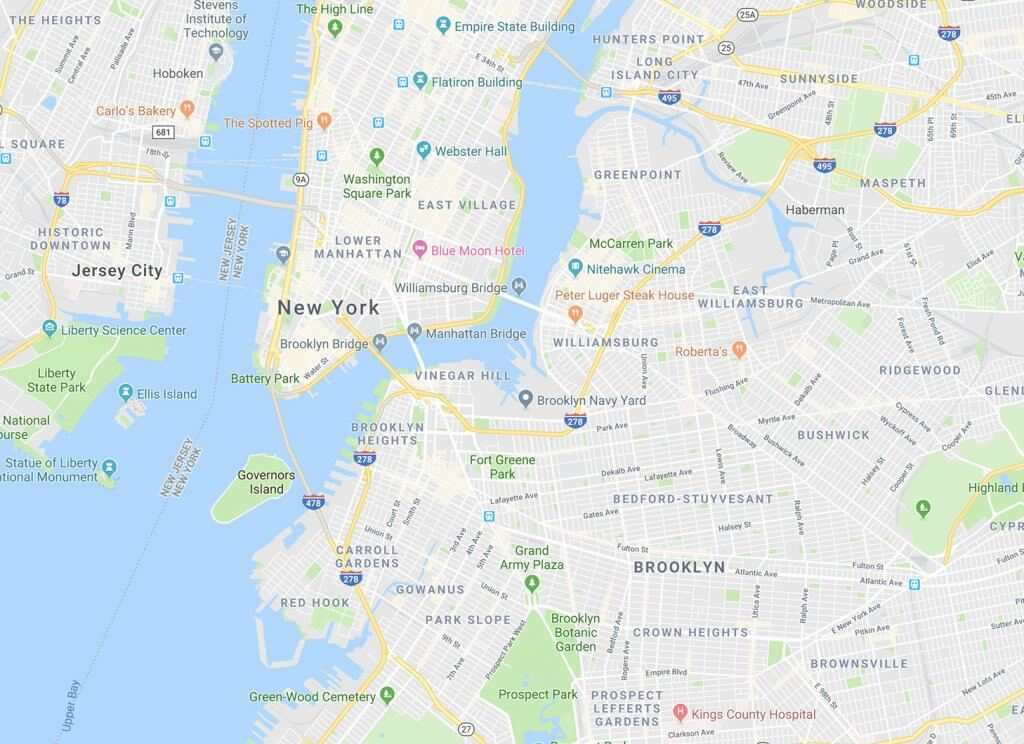 contact us Contact Us New York Map 1024x744