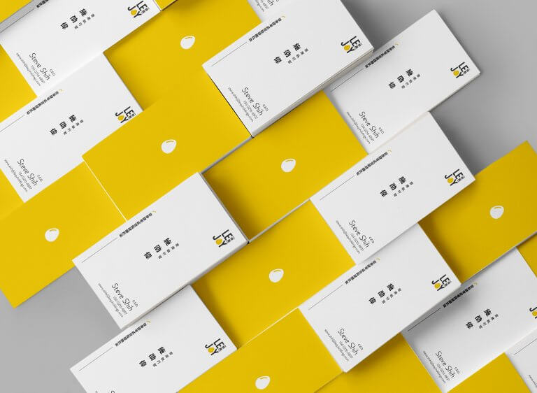 LeJoy  Portfolio LeJoy business cards mockups 768x562
