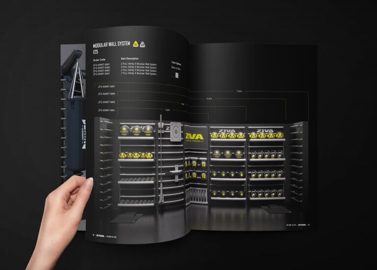 ZIVA Global Catalog
