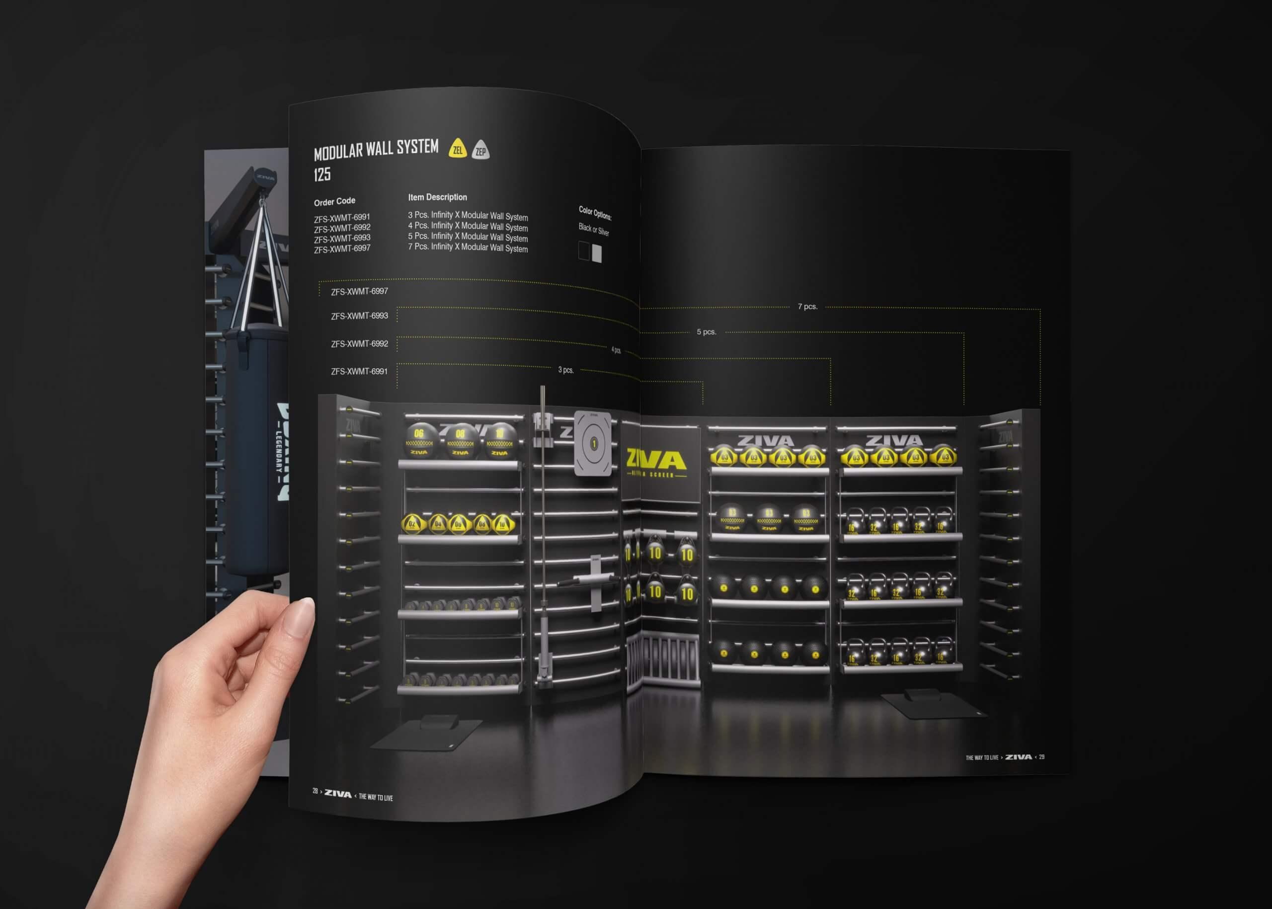 ZIVA Global Catalog
